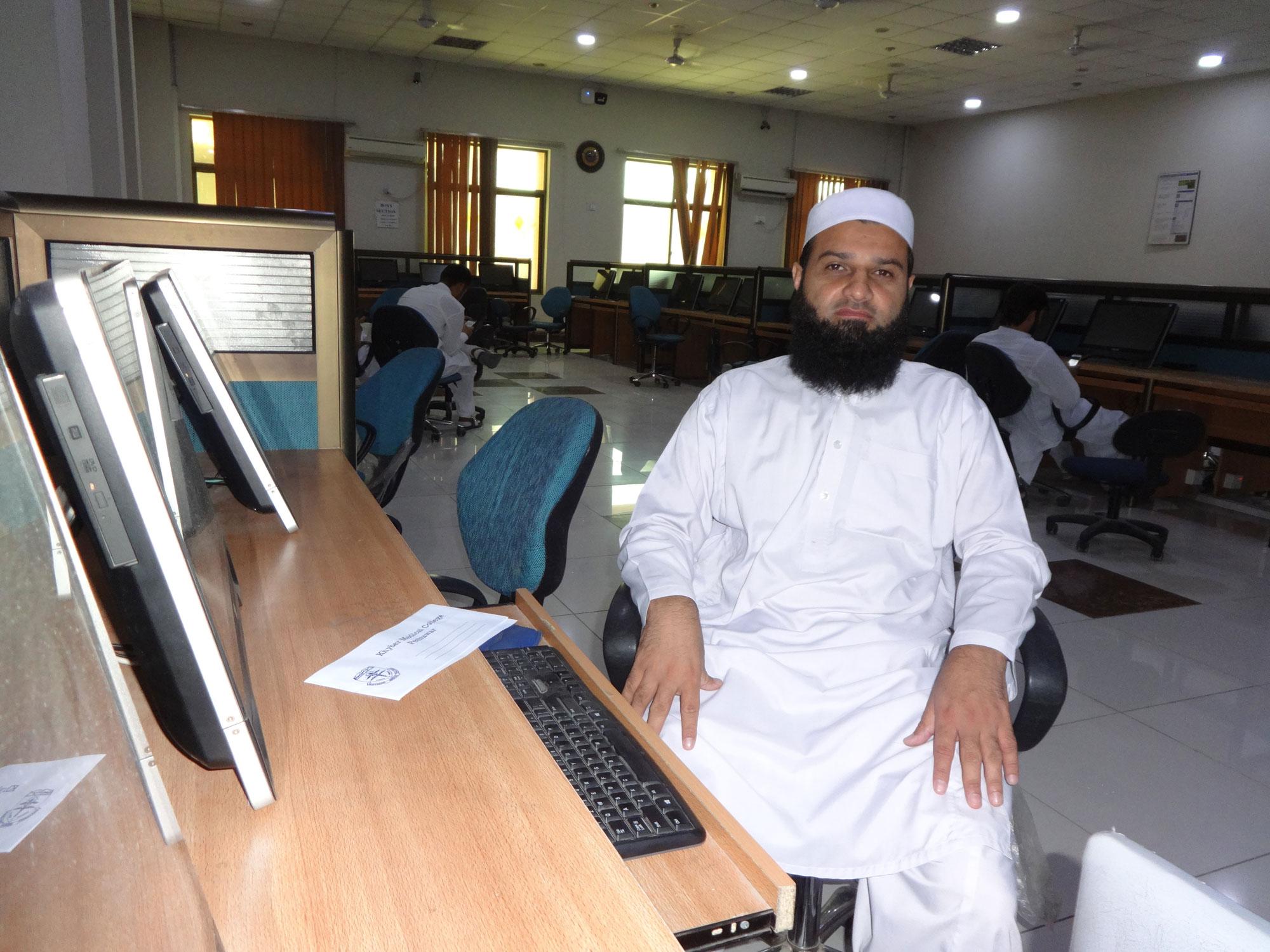 Shehbaz Khan